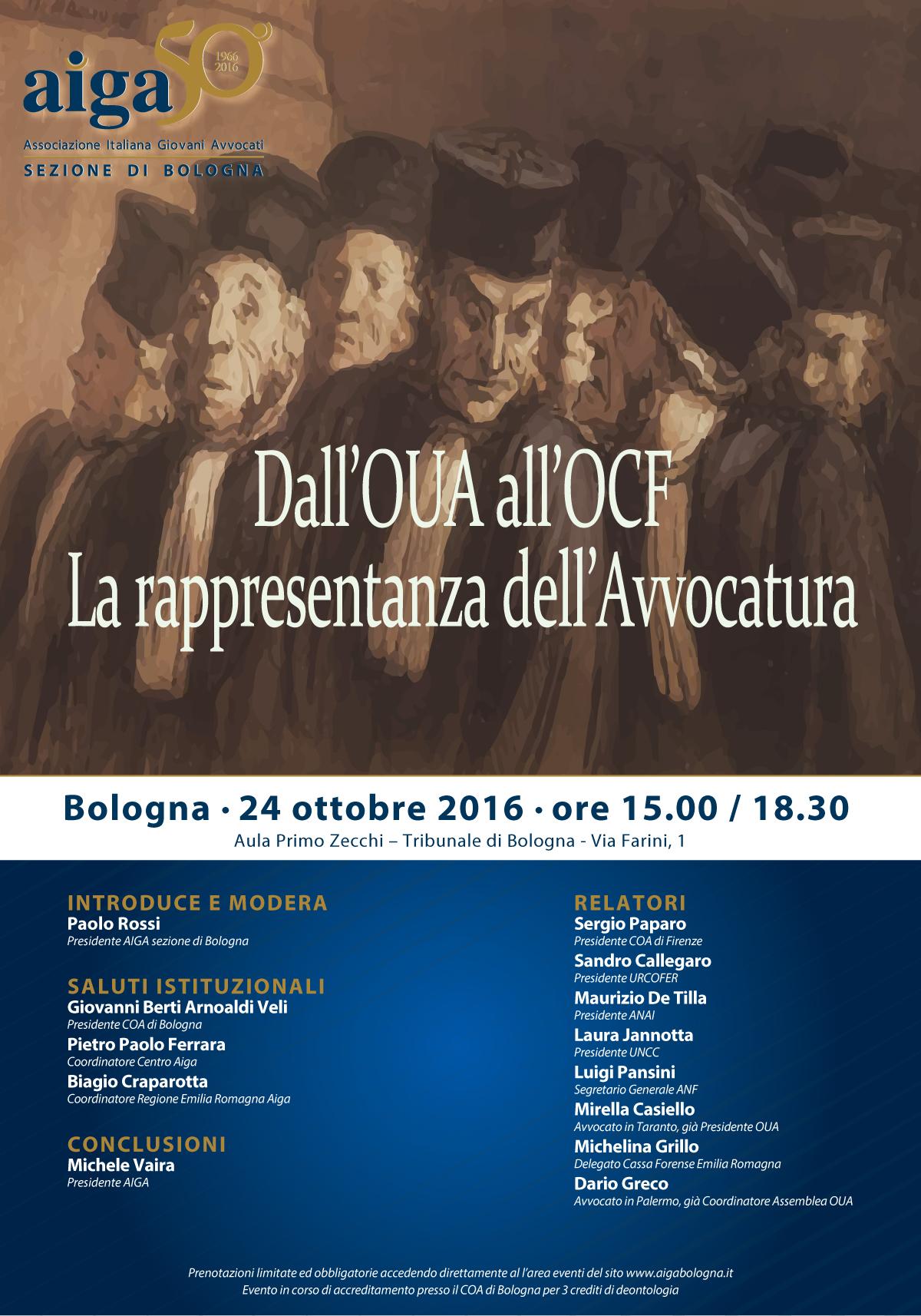 Locandina Evento 24 10 2016